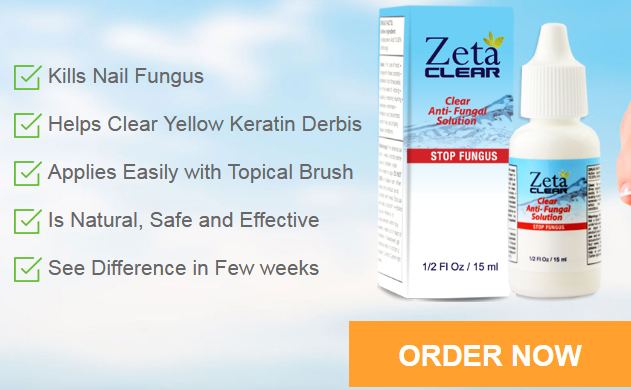 Zetaclear Nail Fungus The Ultimate Solution Of Fungus Problem